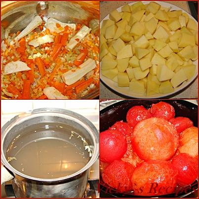 Ciorbita cartofi 2
