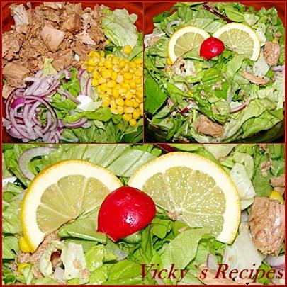 Salata cu ton 2