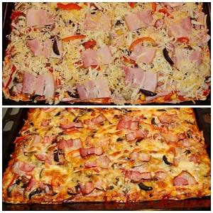 Pizza de casa 7