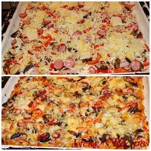 Pizza de casa 8