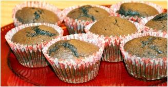 Cupcakes cu biscuiti Oreo