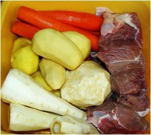 Salata boeuf 1