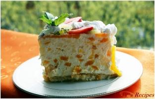 Sarlota / Tort de portocale