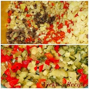 Salata boeuf 3b