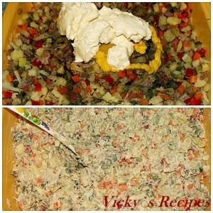 Salata boeuf 4