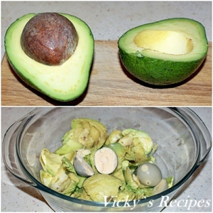 Salata de ton cu avocado 2