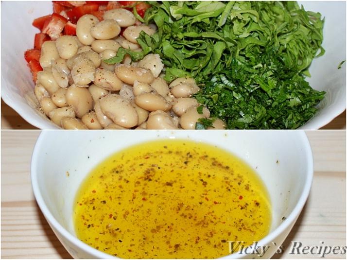 Salata de fasole boabe3