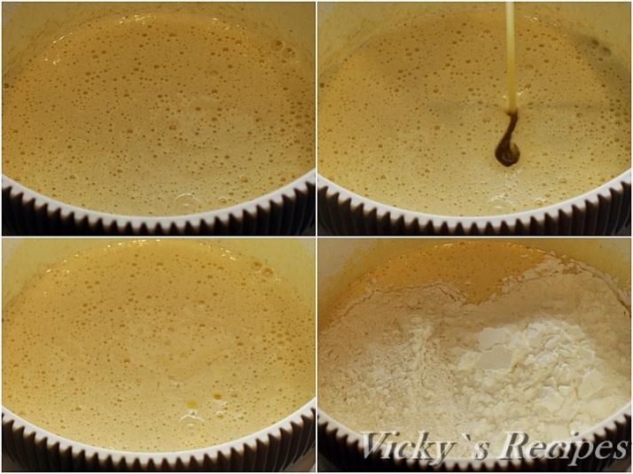 Prajitura cu mac, lamaie, crema mascarpone si capsuni2