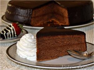 Sacher - Torte
