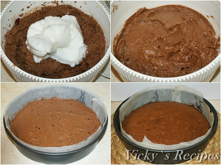 Prajitura cu ciocolata, merisoare si ghimbir5
