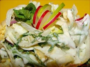 Salata andive
