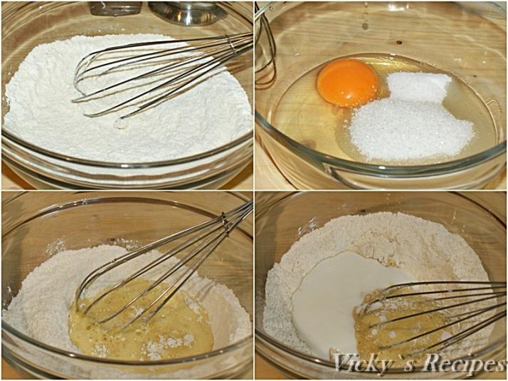 Pancakes cu zmeura si migdale1
