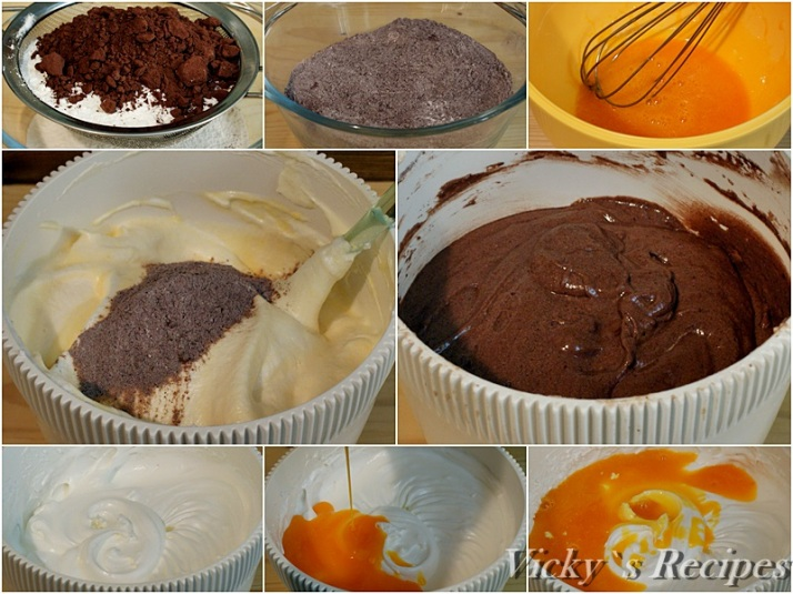 Prajitura cu mousse de caramel si pere caramelizate2