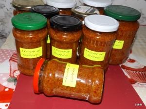 4.Lulu-Zacusca cu legume si ciuperci