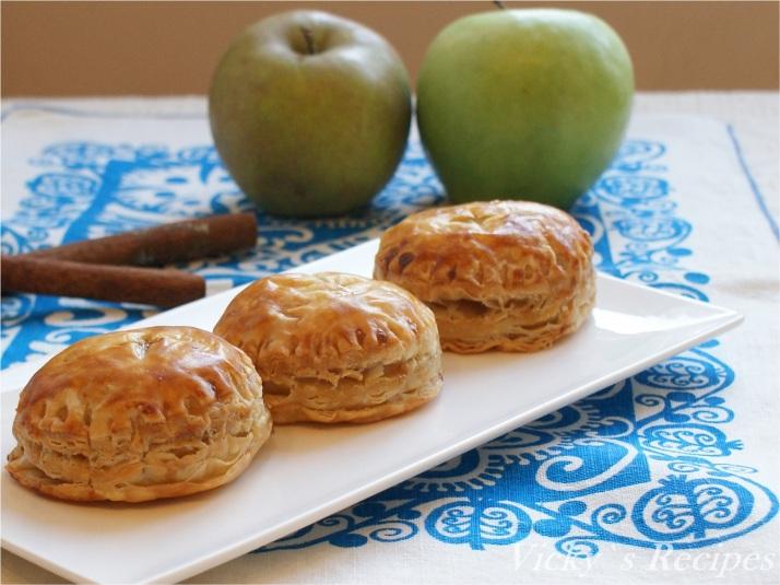 Plăcințele rapide cu mere