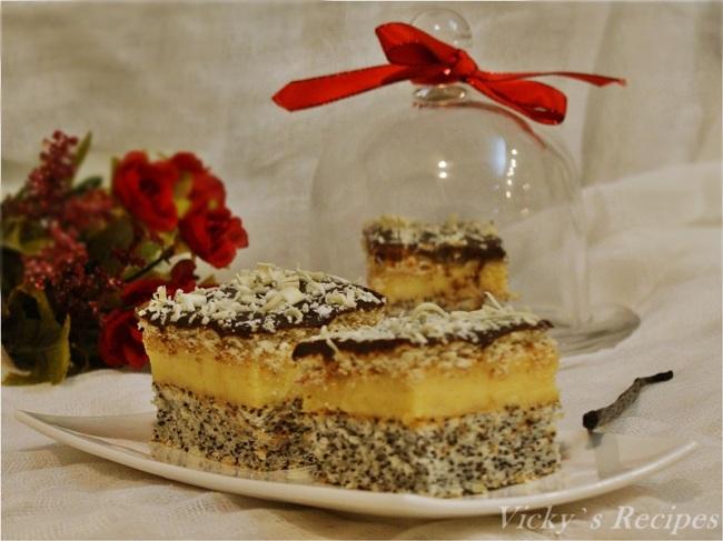 Prăjitură-Tosca